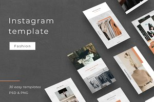 Outfit - Social media template