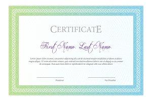 Certificate243