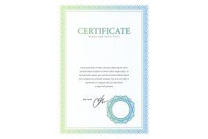 Certificate244