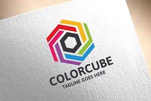 Color Cube Logo
