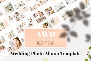 Wedding Album Template / AWD