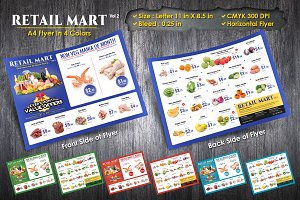 Retail Mart Flyer Vol 2