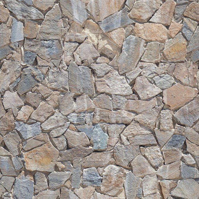 Stone Wall Tileable Texture ~ Architecture Photos on ...