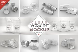 02 Clear Container Packaging MockUps