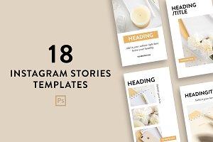 Instagram Stories | Photoshop