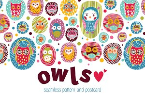 Cute owls.