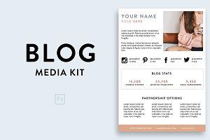 Blog Media Kit | Photoshop