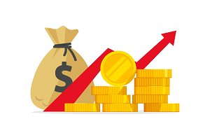 Money Profit Growth Benefit Income