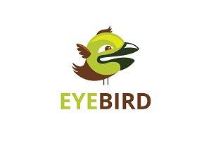 Eye Bird Logo