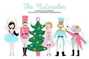 The Nutcracker Ballet Christmas Art
