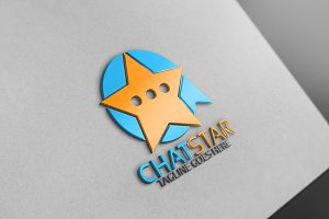 Star Chat Logo