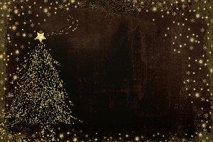 Christmas Nativity tree greetings ca