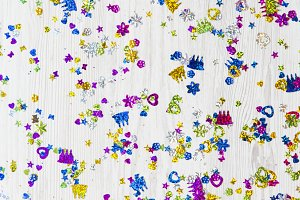 Decoration party pattern
