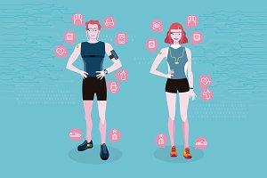 Sport wearable technology