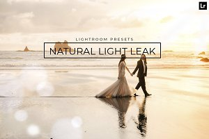 20 Natural Light Leak LR Presets