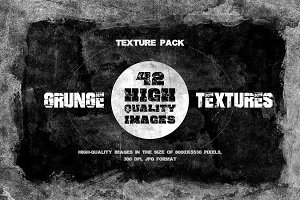 Grunge Texture Pack (Backgrounds)