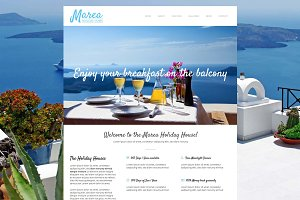 Marea - Holiday House WP Theme