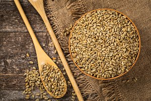 Sunflower Kernels Roasted Seeds
