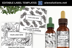 Label Template ID56