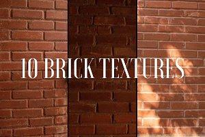 10 Brick Textures