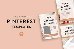 Pinterest Templates | Keynote