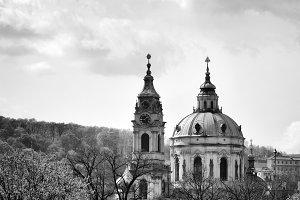 Saint Nicholas church, Prague