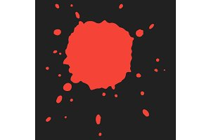 Red blot