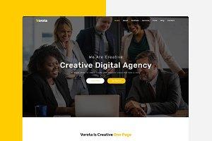 Vorota - Creative Digital Agency