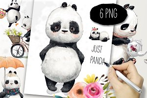 Just Little Panda