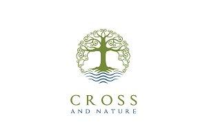 Nature Tree Church/Christian Logo