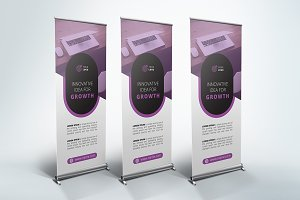 Business - Roll Up Banner