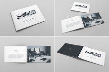 Brochure Catalog Mockup Vol. 1