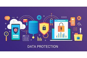 Data protection gradient concept