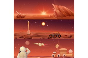 Mars colonization and exploration