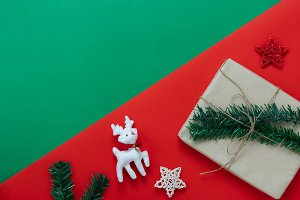Decor Merry Christmas & New Year