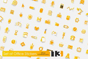 113 office stickers
