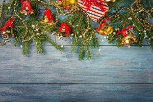 Christmas decorations and Christmas