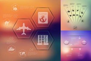 9 tourism infographics