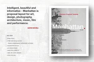 Manhattan Business Proposal