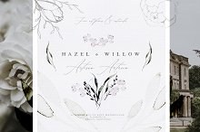 Hazel - Artisan Flowers & Watercolor