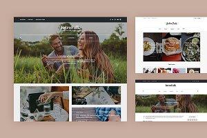 Introfolk - Blog & Shop Theme