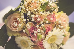Flower Wedding Bouquet
