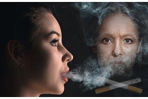 harm from smoking
