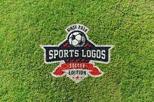 Sports Logos Soccer Football Edition