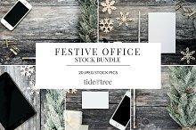 Festive Office Set