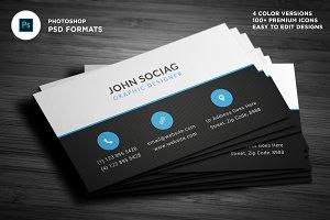 Modern Creative Business Cards
