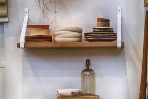 design interior of kitchen