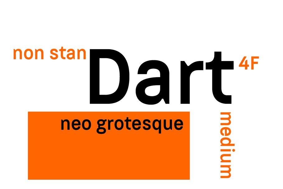 Best Dart 4F (Medium) Vector
