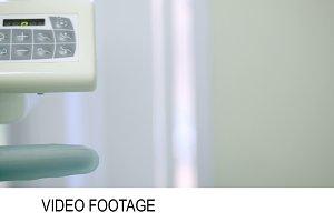 Medical equipment in dental surgery