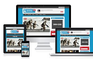 MH Joystick WordPress Theme